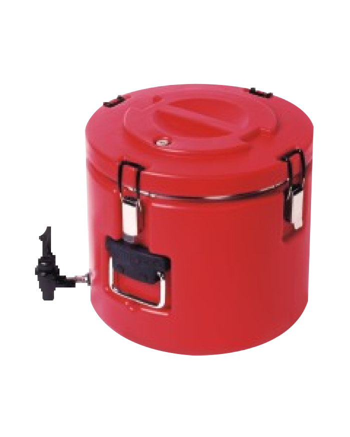 16QT Round Isothermal Container