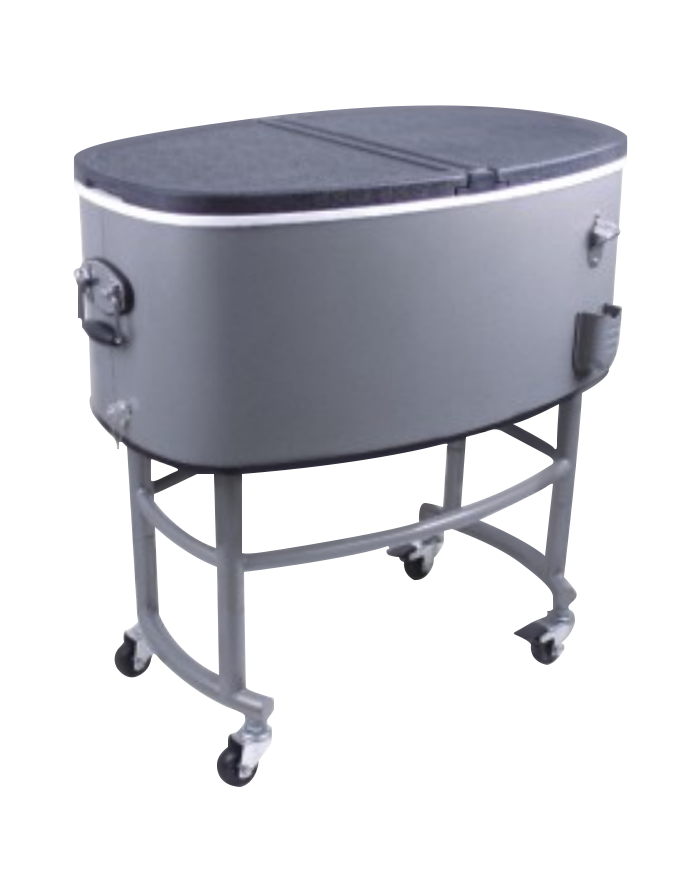 WG-GC1003 Rolling Cooler