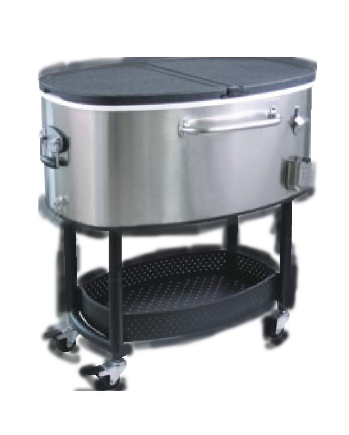 WG-GC1004 Rolling Cooler