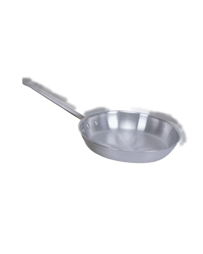 Sanding frying pan