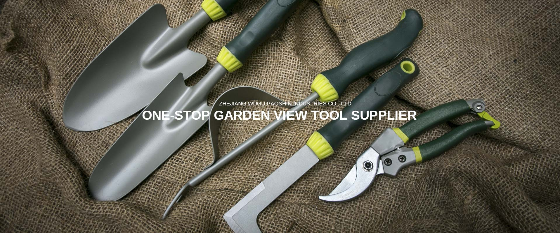 Talking about the tools used in the garden tools for grafting